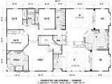 Floor Plans for Home Triple Wide Mobile Home Floor Plans Mobile Home Floor