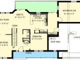 Floor Plans for Homes with Mother In Law Suites Traditional Home with Mother In Law Suite 35428gh