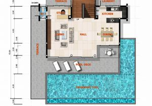Floor Plans for Homes with Pools Pool Floor Plans Homes Floor Plans