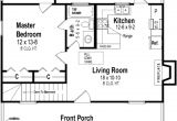 Floor Plans for Homes00 Square Feet Cabin Style House Plan 1 Beds 1 00 Baths 600 Sq Ft Plan
