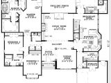 Floor Plans for House with Mother In Law Suite House Plans with Mother In Law Suites Plan W5906nd