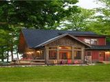 Floor Plans for Lakefront Homes Lakefront Vacation Home Plans Home Deco Plans