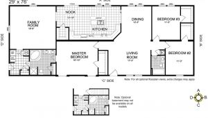 Floor Plans for Manufactured Homes Buccaneer Manufactured Homes Floor Plans Modern Modular Home