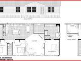 Floor Plans for Manufactured Homes Buccaneer Mobile Homes Floor Plans Quality Bestofhouse