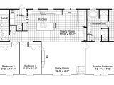 Floor Plans for Manufactured Homes Fleetwood Mobile Home Floor Plans