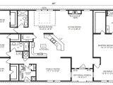 Floor Plans for Manufactured Homes Single Wide Mobile Home Floor Plans 3 Bedroom