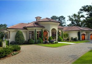 Floor Plans for Mediterranean Style Homes Spanish Mediterranean Style House Small Spanish Style Home