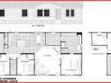Floor Plans for Mobile Homes Buccaneer Mobile Home Floor Plans Floor Matttroy