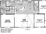 Floor Plans for Mobile Homes Double Wide Double Wide Floorplans Bestofhouse Net 26822