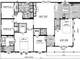 Floor Plans for Mobile Homes Double Wide Triple Wide High Pitch Roof Construction Bestofhouse Net