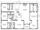 Floor Plans for Mobile Homes Mobile Modular Home Floor Plans Triple Wide Mobile Homes