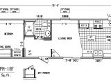Floor Plans for Mobile Homes Single Wide Single Wide Trailer Floor Plans 3 Bedroom