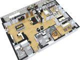 Floor Plans for Modern Homes Modern Floor Plans Roomsketcher