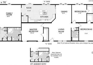 Floor Plans for Modular Home Buccaneer Manufactured Homes Floor Plans Modern Modular Home