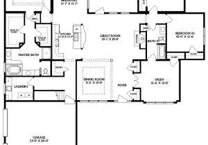 Floor Plans for Modular Home Jamison 1 Story Modular Home Floor Plan