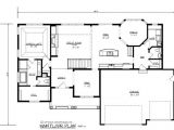 Floor Plans for Morton Building Homes the Morton 1700 3 Bedrooms and 2 Baths the House Designers