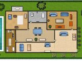 Floor Plans for My Home assignments In Comp 101 Floor Plan My Dream House