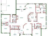 Floor Plans for One Story Homes Benefits Of One Story House Plans Interior Design