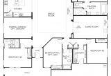 Floor Plans for One Story Homes Love This Layout with Extra Rooms Single Story Floor