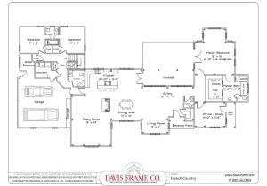 Floor Plans for One Story Homes One Story House Plans with Open Floor Plans Small One