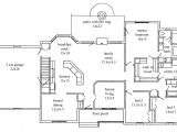 Floor Plans for Ranch Homes House Plans New Construction Home Floor Plan