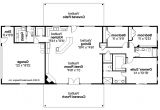 Floor Plans for Ranch Homes Ranch House Plans Ottawa 30 601 associated Designs