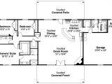 Floor Plans for Ranch Style Houses 15 Best Ranch House Barn Home Farmhouse Floor Plans