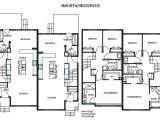 Floor Plans for Semi Detached Houses Edmonton Duplexes or Semi Detached Homes Blueprints