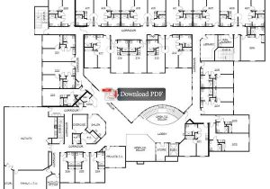 Floor Plans for Senior Homes Gallery for Gt assisted Living Facilities Floor Plans One