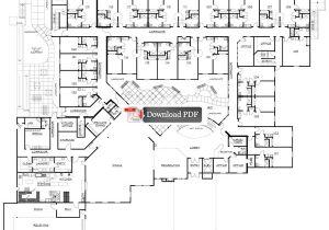 Floor Plans for Senior Homes House Plans for Senior Living Intended for House House