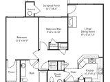 Floor Plans for Senior Homes Retirement Home Floor Plans Inspirational Floor Plans for