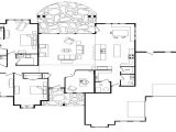 Floor Plans for Single Level Homes Single Story Open Floor Plans Open Floor Plans One Level