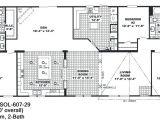 Floor Plans for Single Wide Mobile Homes 4 Bedroom Double Wide Mobile Home Floor Plans Unique
