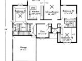 Floor Plans for Sq Ft Homes Open House Plans Under 2000 Square Feet Home Deco Plans