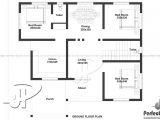 Floor Plans for Square Meter Homes 1000 Sq Ft Modern Single Floor Home Kerala Home Design