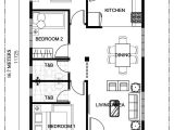 Floor Plans for Square Meter Homes Small Bungalow Home Blueprints and Floor Plans with 3 Bedrooms