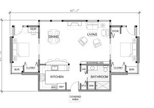 Floor Plans for Tiny Homes 17 Best Images About Small House Floorplans On Pinterest