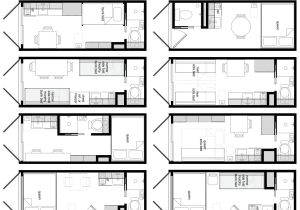Floor Plans for Tiny Homes Cargo Container Home Plans In 20 Foot Shipping Container