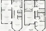Floor Plans for Two Story Houses Beautiful 4 Bedroom 2 Storey House Plans New Home Plans