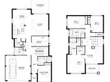 Floor Plans for Two Story Houses Luxury Sample Floor Plans 2 Story Home New Home Plans Design