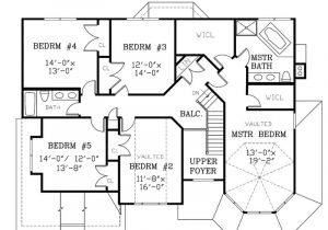 Floor Plans for Victorian Style Homes Helena Victorian Style Home Plan 016d 0103 House Plans