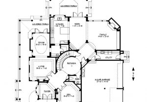 Floor Plans for Victorian Style Homes Victorian Style House Plan 4 Beds 4 5 Baths 5250 Sq Ft
