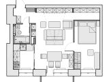 Floor Plans for00 Square Foot Home 3 Beautiful Homes Under 500 Square Feet