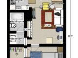Floor Plans for00 Square Foot Home Floor Plans 500 Sq Ft 352 3 Pinterest Apartment