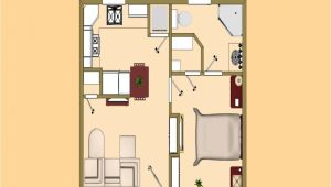 Floor Plans for00 Square Foot Home Indian House Plans 500 Sq Ft 500 Square Feet Elegant