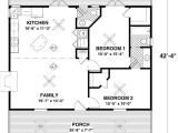 Floor Plans for00 Square Foot Home Small House Plans Under 500 Sq Ft Small House Plans
