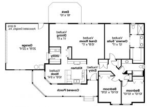 Floor Plans Of Homes Country House Plans Briarton 30 339 associated Designs
