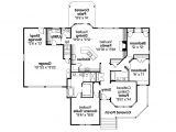 Floor Plans Of Homes Country House Plans Cumberland 30 606 associated Designs