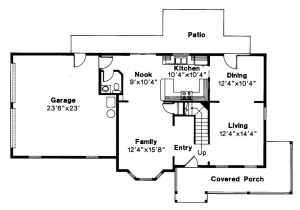 Floor Plans Of Homes Country House Plans Sedgewicke 30 094 associated Designs