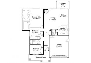 Floor Plans Of Homes Craftsman House Plans Logan 30 720 associated Designs